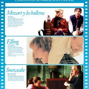 Poster Campaña Sensibilización: Autismo, Conóceme, Compréndeme y Acéptame