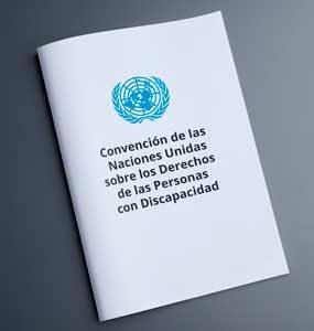 Convencion de las Naciones Unidas sobre los derechos de las personas con discapacidad