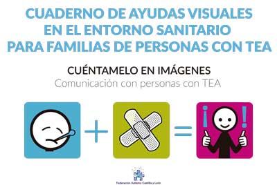 Cuaderno de ayudas visuales para familias de personas con autismo