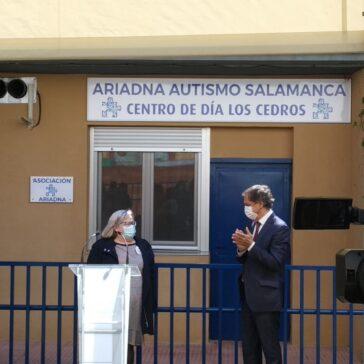 Centro de día asociación autismo salamanca