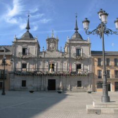 Ayuntamiento Ponferrada, LÉÓN.