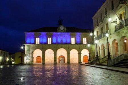 Palacio de la Audiencia, SORIA.