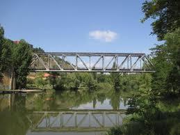 Puente de Hierro de Soria.