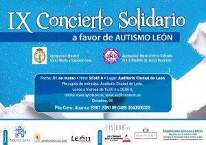 IX CONCIERTO SOLIDARIO LEÓN.