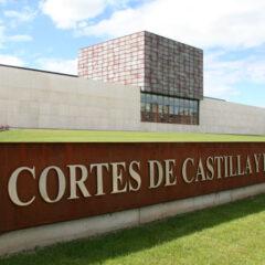 Cortes de Castilla y León, VALLADOLID.