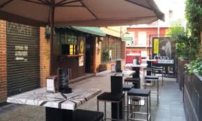 Bar Gato Negro, PALENCIA.