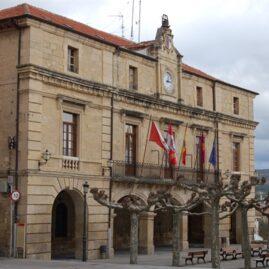 Ayuntamiento Medina de Pomar, BURGOS