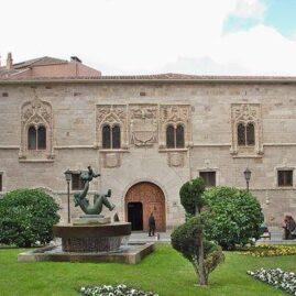Palacio de los Monos, ZAMORA.