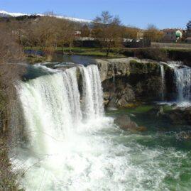 La cascada de Pedrosa de Tobalina, BURGOS.
