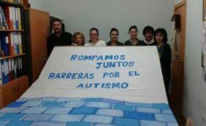 photcall Autismo Valladolid
