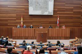 Declaración Institucional Cortes Castilla y León Autismo