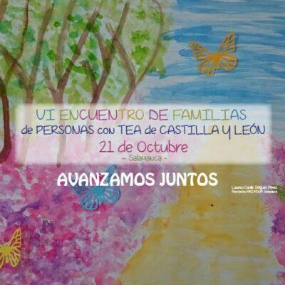 VI encuentro de Familias de Personas con Autismo de Castilla y León