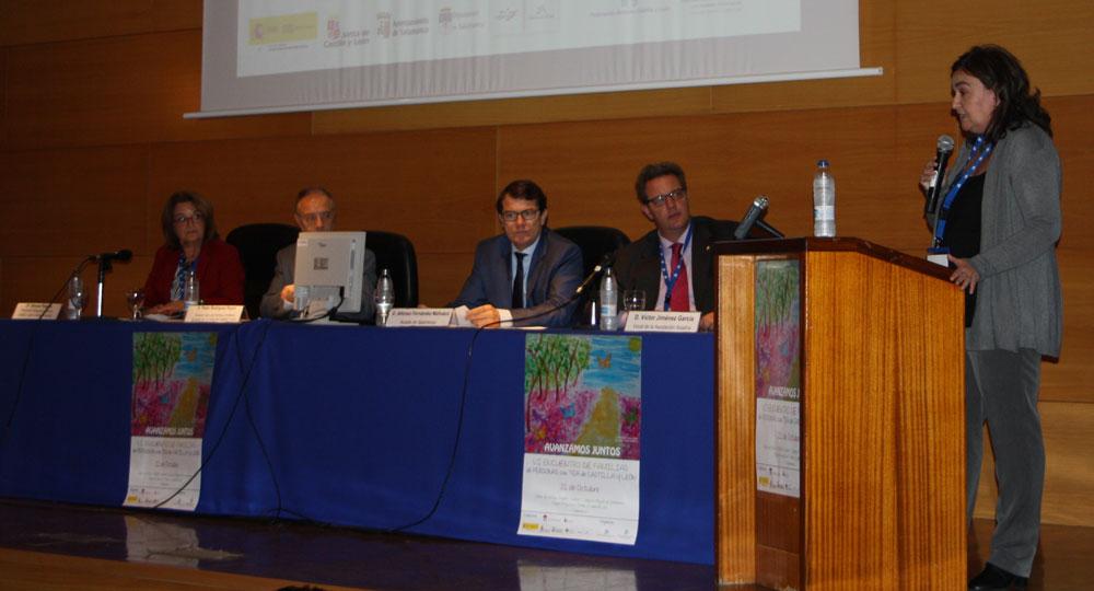 VI Encuentro de Familias Personas con TEA de Castilla y León