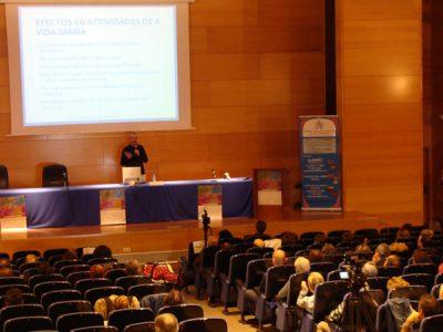 Luis Simarro ponente VI Encuentro de Familias Personas con TEA de Castilla y León