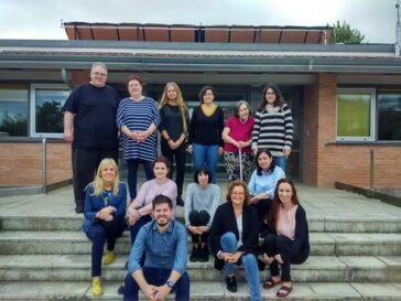 Proyecto europeo de Autismo Burgos