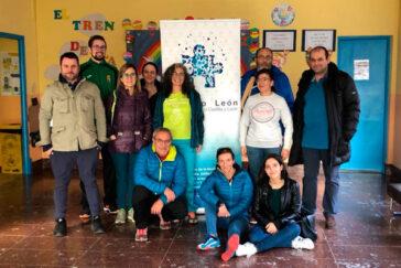 Donación de DKV a Autismo León