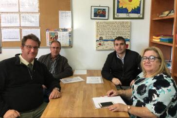 Nueva Junta Directiva Asociación Ariadna