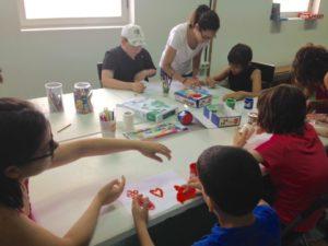 Apoyo asociación Autismo Zamora