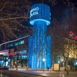 Centro Comercial Camino de la Plata, Burgos.
