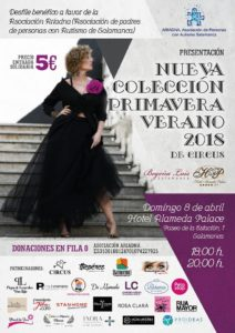 Desfile Benéfico a favor de Ariadna Salamanca.