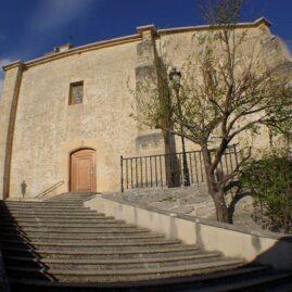Iglesia de Quintana Martín Galíndez, Valle de Tobalina, Burgos.