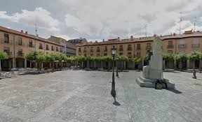 Plaza Mayor, Palencia.