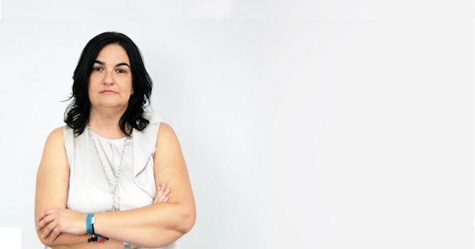 Presidenta de Autismo Segovia