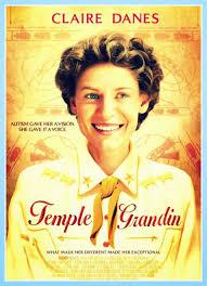 Temple Gardin, película sobre autismo.