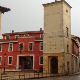 Torre del corregimiento de Villarcayo, Burgos