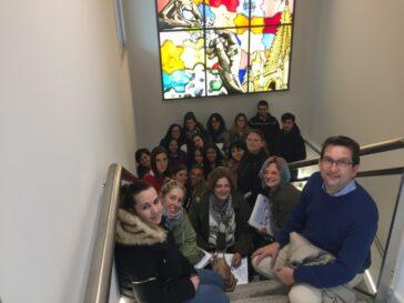 Curso de asistente personal organizado por Autismo León
