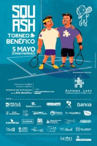 I Torneo Benéfico a favor de Autismo León.