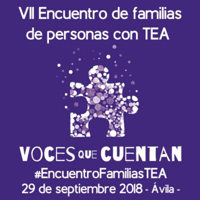 Séptimo Encuentro de familias de personas con TEA de Castilla y León