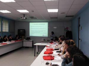 Formación sobre TEA Centros Base de Castilla y León