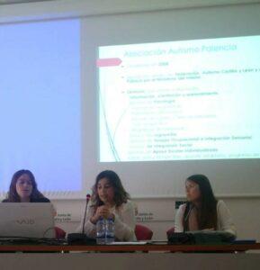 Formación inclusion educativa en TEA Autismo Palencia