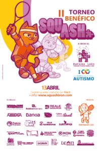 II Torneo de Squash León Día Mundial Autismo