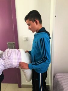 Curso de formación asistente personal TEA Autismo Valladolid
