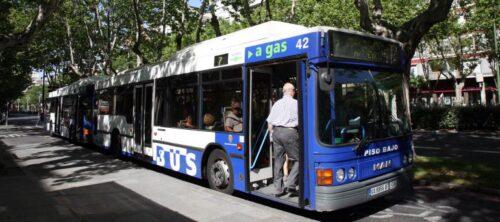 Autobuses Valladolid Día Mundial Autismo
