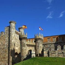 Castillo de los Templarios, Ponferrada, LEÓN.