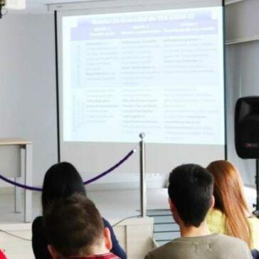 Formación asistente personal TEA Autismo Valladolid