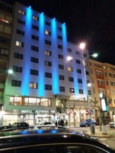 Hotel Alfonso VII, SORIA.