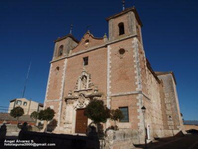 Iglesia Parroquial Inmaculada Concepción, Renedo de Esgueva, VALLADOLID.