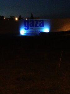 Leche Gaza, ZAMORA.