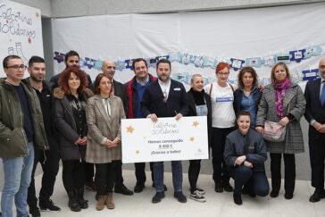 Campaña calcetines solidarios Autismo León