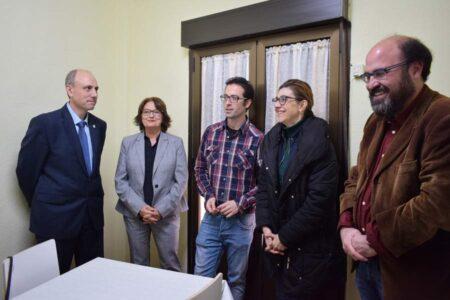 Nueva sede Aaranda de Duero Autismo Burgos