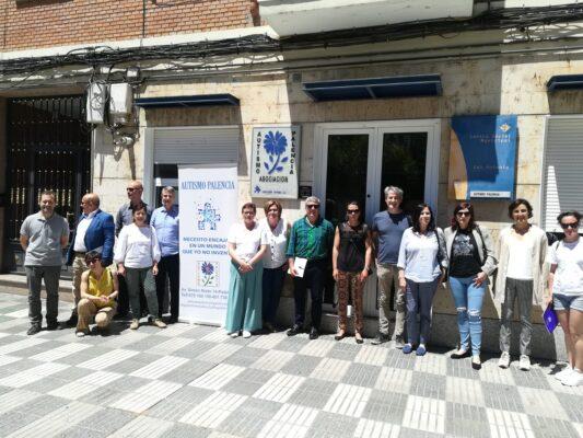 Asamblea, presentación Plan TEA, Autismo Castilla y León
