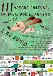 III Marcha Perruna por el Autismo, Autismo Palencia