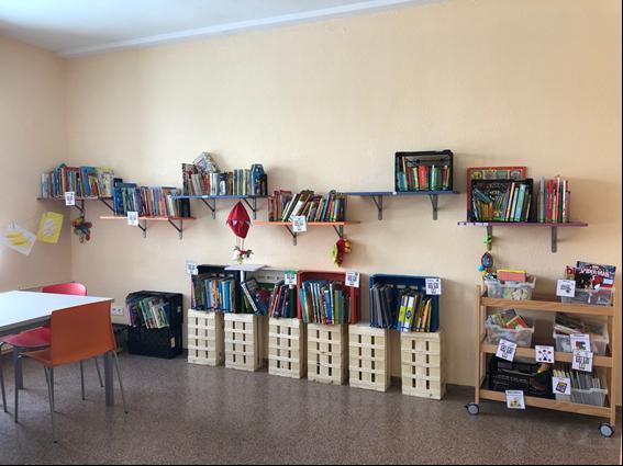 Taller de gamificación, aprendizaje y biblioteca TEA