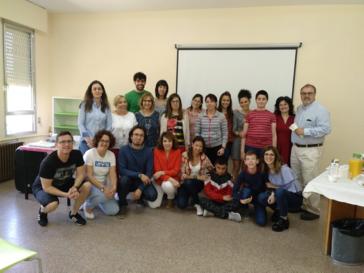 Visita del Consejero de Educación a Autismo Valladolid