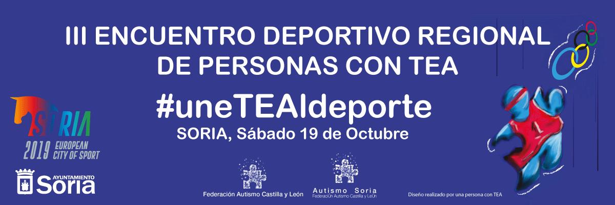 III Encuentro Deportivo Regional de personas con Trastorno del Espectro del Autismo (TEA) de Castilla y León