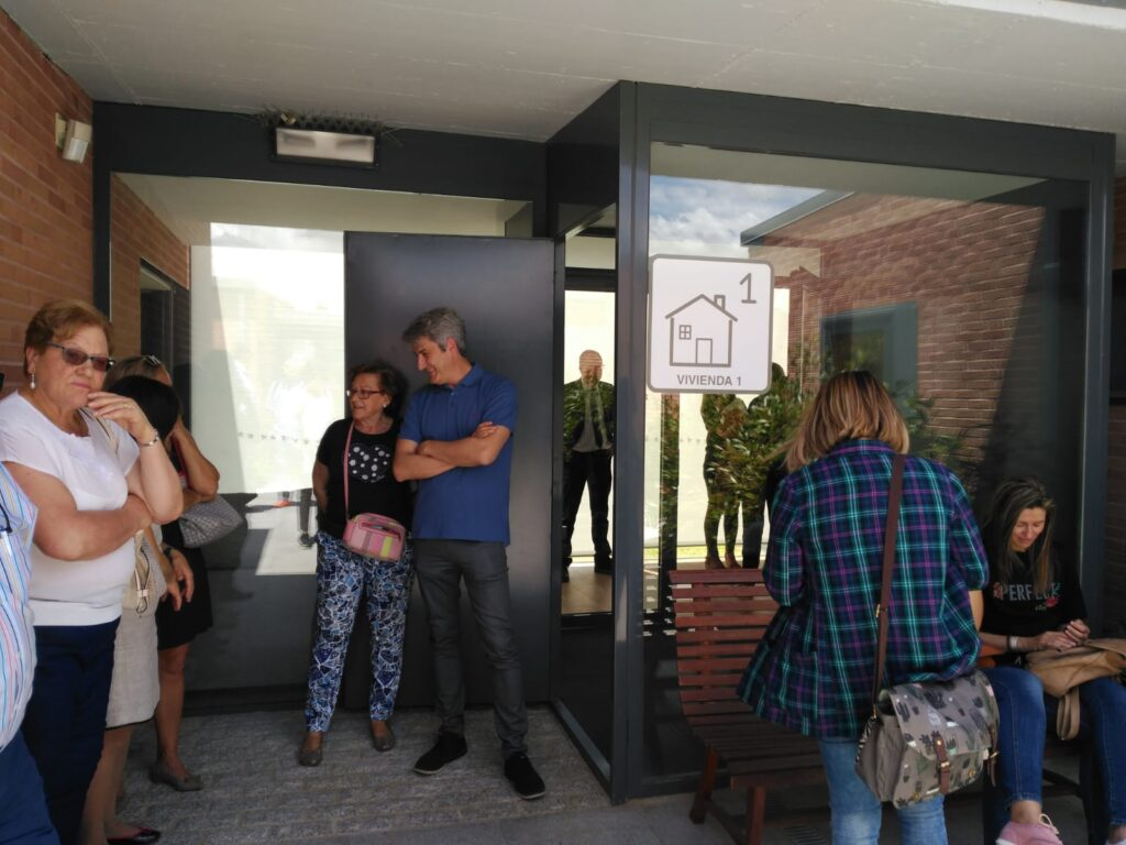 Jornada de puertas abiertas Autismo Ávila
